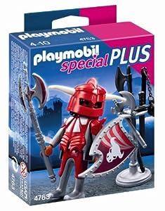 Playmobil - 4763 - Jeu de Construction - Combattant avec Arsenal