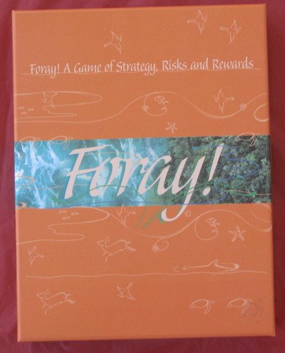 Foray! The Game of Strategy, Risks and Rewards - 1