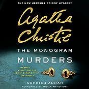 The Monogram Murders: The New Hercule Poirot Mystery | Sophie Hannah, Agatha Christie