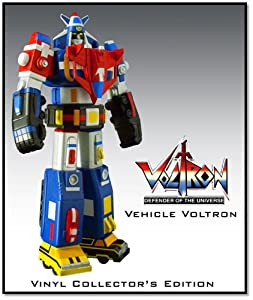 Amazon Com Toynami Voltron Robot Vinyl Collection Volume