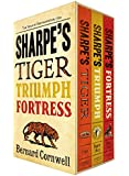 Sharpe 3-Book Collection 1: Sharpe's Tiger, Sharpe's Triumph, Sharpe's Fortress (Sharpe Series)