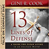img - for 13 Lines of Defense book / textbook / text book