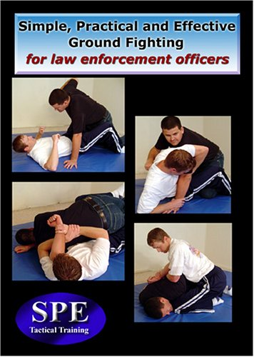 Cover art for  SPE Ground Fighting for Law Enforcement Officers