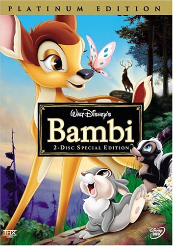 Cover of &quot;Bambi (2-Disc Special Platinum ...