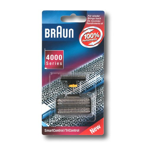 Braun 4700FC Tricontrol/Syncro screen foil and cutter blade. (Braun 4700fc compare prices)