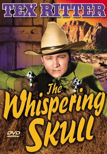 Cover art for  The Whispering Skull