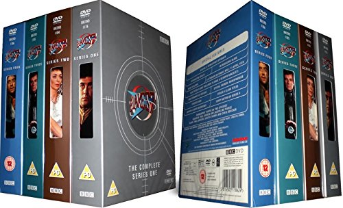 Blake's Seven / Blake's 7 Complete BBC TV Original UK Classic Science Fiction Series All Episodes (20 disc) DVD Collection: Series 1, 2, 3, 4 + Extras (The Originals Season 2 Episode 7 compare prices)