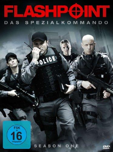 Flashpoint - Das Spezialkommando, Season One [4 DVDs]