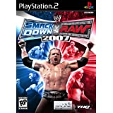 WWE SmackDown vs. Raw 2007 - PlayStation 2 ~ THQ