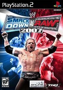 WWE SmackDown vs. Raw 2007 - PlayStation 2