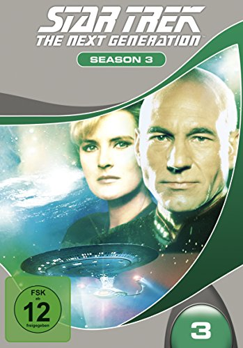 Star Trek - The Next Generation: Season 3 [7 DVDs]