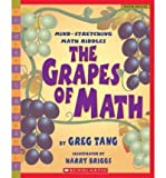 img - for Grapes of Math (04) by Tang, Greg [Paperback (2004)] book / textbook / text book