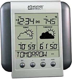 La Crosse Technology Weather Direct WD-2513U 2-Day Internet-Powered Wireless Forecaster