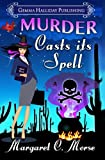 img - for Murder Casts Its Spell book / textbook / text book