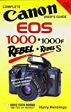 img - for Canon Eos 1000/1000Fn/Rebels/Rebel S11 (Hove User's Guide) book / textbook / text book