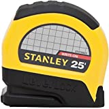 Stanley STHT30825 Lever Lock Tape Rule, 25' x 1""