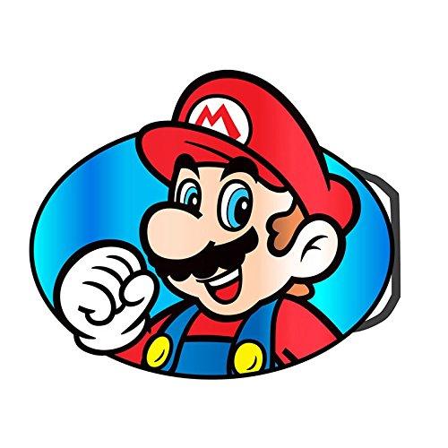 Bioworld-Fibbia per cintura, motivo: Nintendo Super Mario