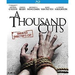 A Thousand Cuts [Blu-ray]