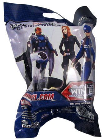 Captain America - The Winter Soldier Gravity Feed Booster Pack MINT/New