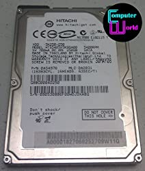Hitachi HTS542525K9SA00 5K250-250 250GB sata Laptop Hdd