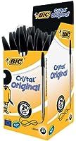 Bic Cristal Original 1.0mm Ball Pen Box of 50 - Black