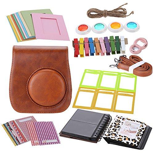 andoerr-7-in-1-instant-film-camera-accessories-bundles-for-fujifilm-instax-mini8-case-photo-album-cl