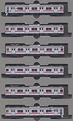Nゲージ 205系京葉線色ドア小窓基本(6両)