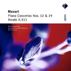 Piano Concerto No.12 in A major K414 : I Allegro