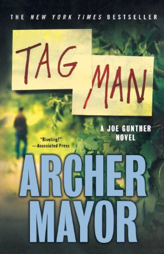 Tag Man (Joe Gunther Mysteries)
