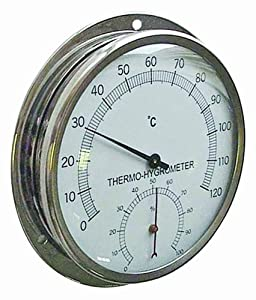 Reed Instruments TH600 Dial Thermo-Hygrometer