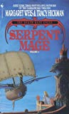 Margaret Weis Serpent Mage (The Death Gate Cycle, Vol 4)