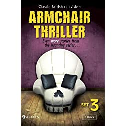 Armchair Thriller, Set 3