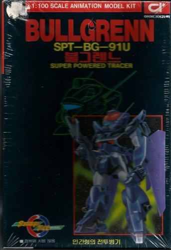 Bullgrenn Super Powered Tracer Model Kit