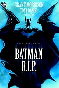 "Cover of ""Batman: R.I.P."""