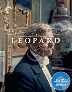 The Leopard (The Criterion Collection) [Blu-ray]