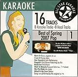 ASK-81002 Pop Karaoke: Best of Spring Pop 1 Multiplex; Nickelback, Gwen Stefani and Pussycat Dolls