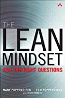 The Lean Mindset: Ask the Right Questions Front Cover