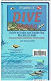 Hawaii The Big Island Dive & Snorkeling Guide Franko Maps Waterproof Map