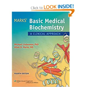 Marks' Basic Medical Biochemistry: A Clinical Approach 4th edition PDF
