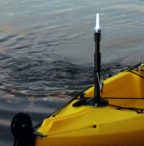 Best battery operated navigation lights for night boating for Kayak lights for night fishing