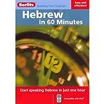 Hebrew...In 60 Minutes    Berlitz