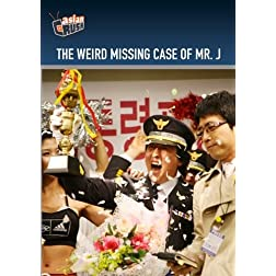 The Weird Missing Case of Mr. J