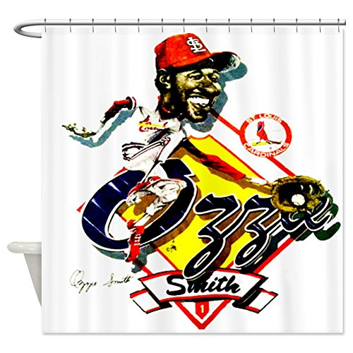 Cardinals Shower Curtain St Louis Cardinals Shower Curtain Cardinals Shower Curtains