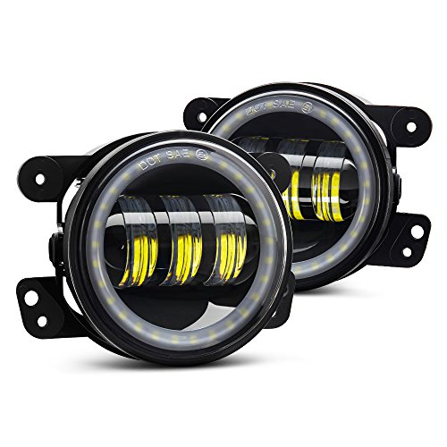 Lumen - Halo LED Fog Lights (Coloured Fog Lights compare prices)