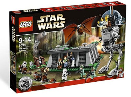 LEGO Star Wars 8038 - The Battle of Endor