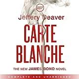 Carte Blanche: A James Bond Novel (Unabridged)