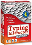 Book Cover For Typing Instructor Platinum