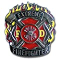 """Siskiyou STH20B Firefighter """"Extreme"""" Hitch Cover"""