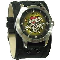 [エド・ハーディー]Ed Hardy 腕時計 GL-LK メンズ 【正規輸入品】