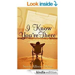 i know your there book cover